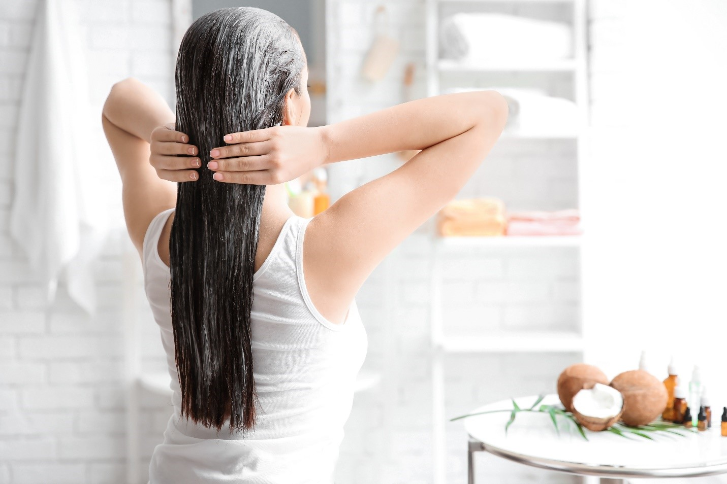 Essential Oils for Healthy Hair Growth