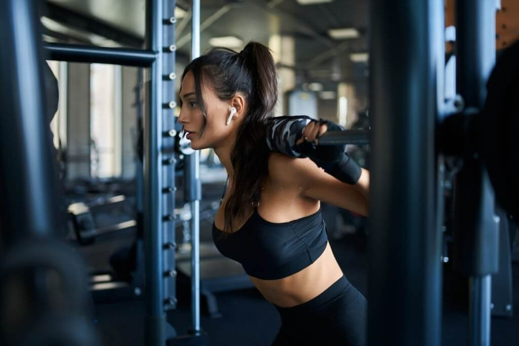 Cable and Smith machine deals