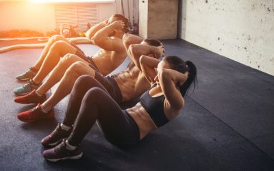 The Benefits Of Strengthening Your Core