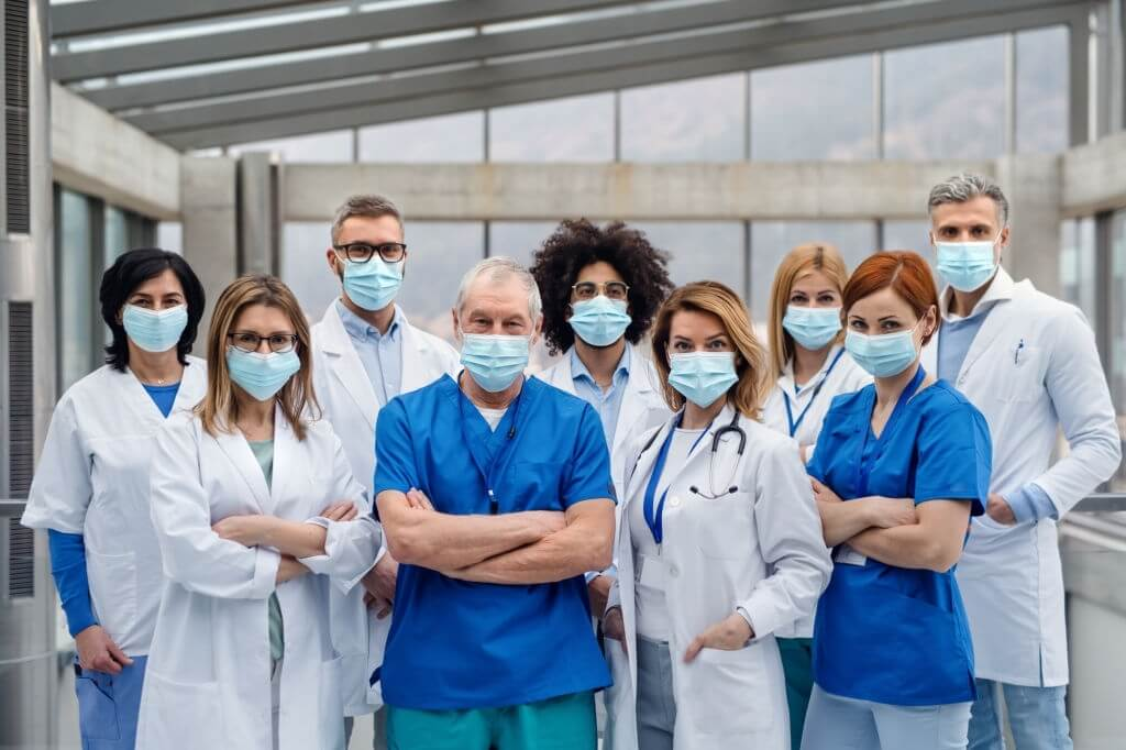 What is the Dress code for healthcare workers