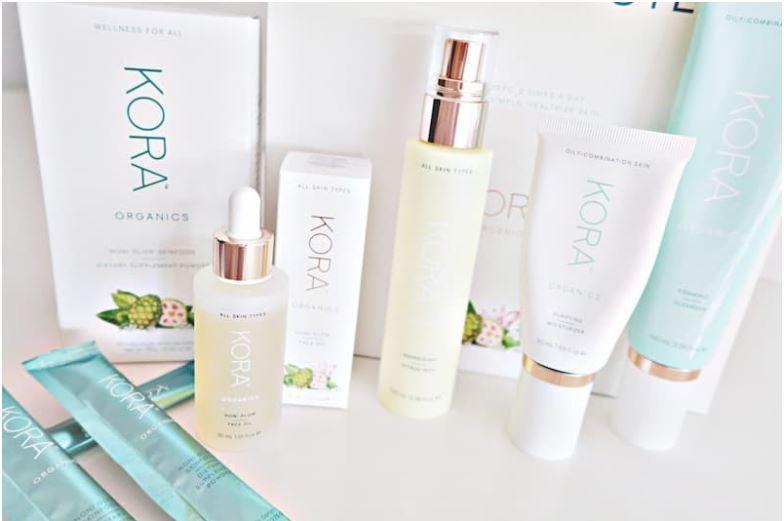 Kora Organics Ingredients
