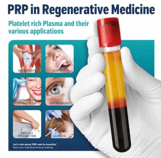 PRP tubes