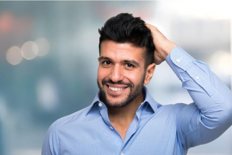Hair Transplant simple