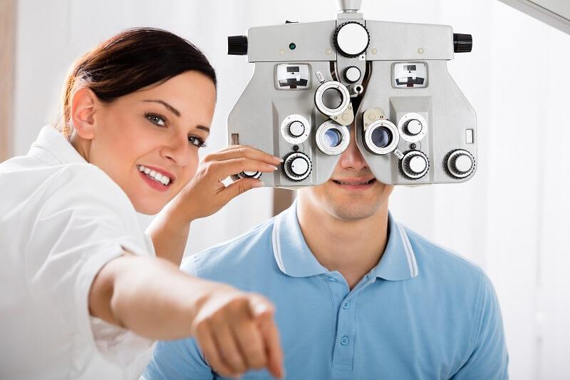 Bulk Billed Eye Test